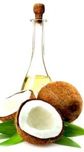 Chăm sóc da với dầu dừa nguyên chất và tự nhiên