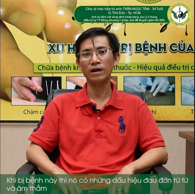 Anh Trần Ngọc Tâm (34 tuổi, Thủ Đức, Hồ Chí Minh)