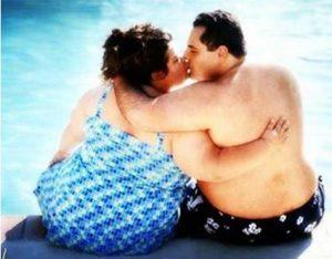 Vợ chồng béo phì