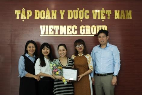 Tập đoàn y dược Việt Nam VietMec