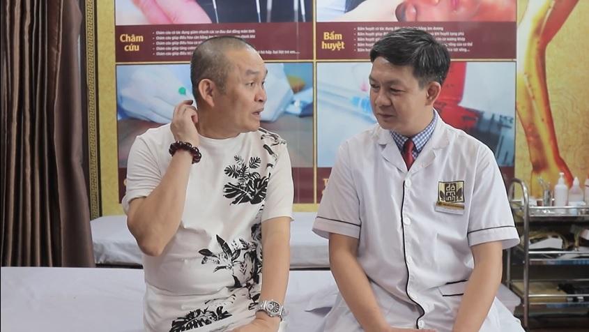 Nghệ sĩ Xuân Hinh chia sẻ các triệu chứng bệnh thoái hóa đốt sống cổ