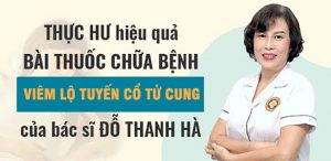 Chị em các trang mạng, diễn đàn webtretho nói gì về hiệu quả điều trị viêm lộ tuyến cổ tử cung của bác sĩ Thanh Hà?