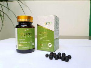 """Xôn xao Detox Orgreen """"thần dược"""" trong giải độc gan, tăng cường chức năng gan và thanh lọc cơ thể"""