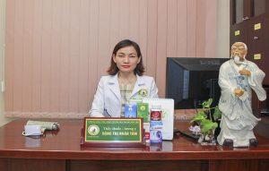 Bác sĩ Nhân Tâm của Trung tâm Thuốc dân tộc chữa mề đay có tốt không?