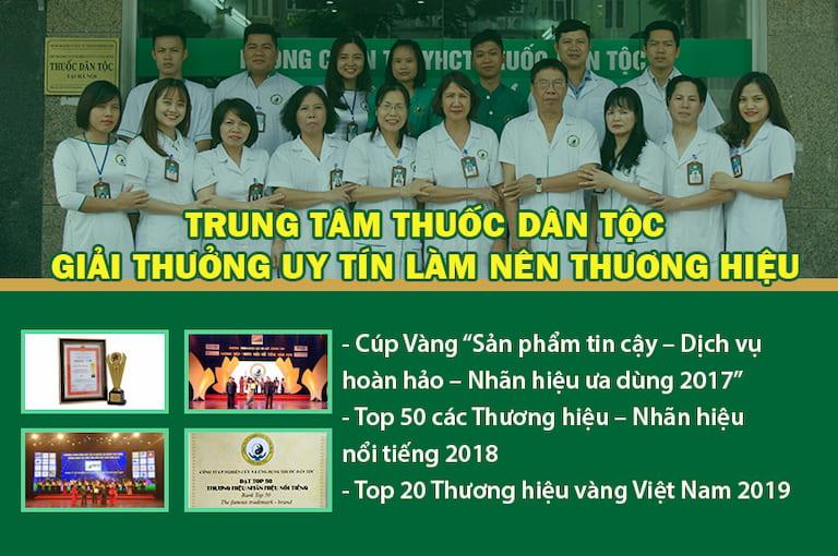 Giải thưởng Trung tâm Thuốc dân tộc