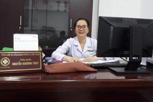 Bác sĩ Nguyễn Khương Thụy: Người bạn đồng hành cùng phái đẹp