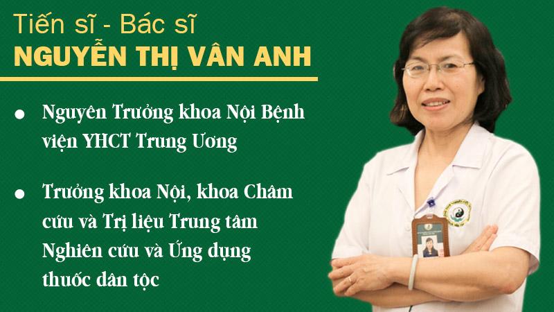 Thông tin bác sĩ Nguyễn Thị Vân Anh