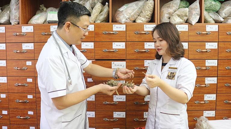 Thuốc được các lương y gia giảm theo thể trạng từng người