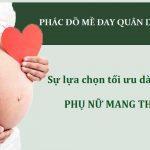 Phác đồ chữa mề đay khi mang thai Quân dân 102 được nhiều chị em tin tưởng, lựa chọn