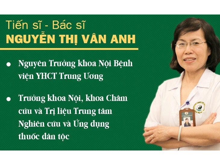 Tiến sĩ, Bác sĩ Nguyễn Thị Vân Anh đánh giá cao thành phần của cốm KID CARE đặc biệt là thành phần bột cóc